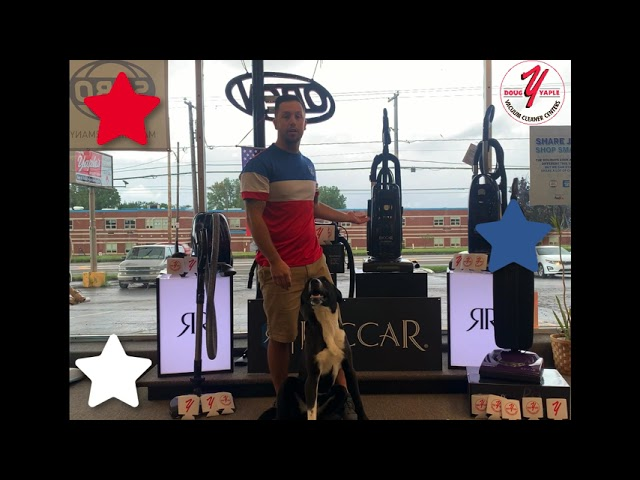 Last chance to enter our Riccar R25D vacuum giveaway!