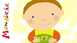 Kerekecske, dombocska (mondóka, rajzfilm gyerekeknek)
