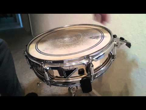Remo Master Touch Piccalo Snare Drum