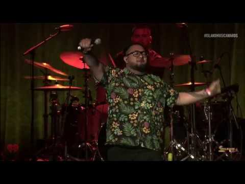 Island Music Awards - The Green & J Boog Perform Mama Roots