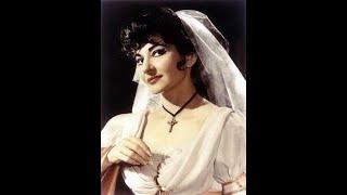 Maria Callas - A TOSCA FOR HISTORY