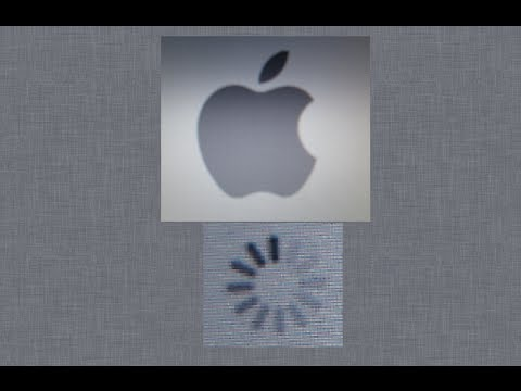Fix Macbook Stuck Apple Logo SPINNING WHEEL Not Loading Start Up (Wont Boot  Circle Pro Air IMAC 2017