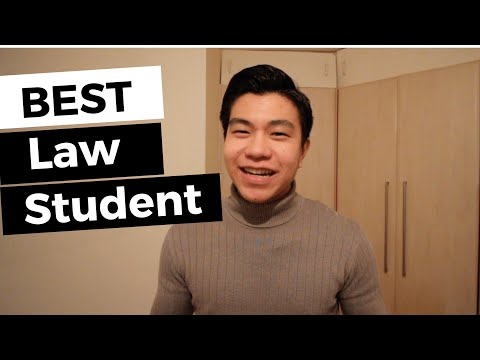 FIVE Things I Did To Make Myself Competitive As A Law Student