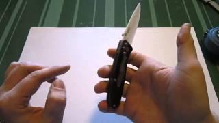 Нож Tekut Spike White knife. Секс-символ.