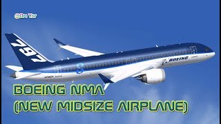 "Boeing ""The Real"" New Midsize Airplane"