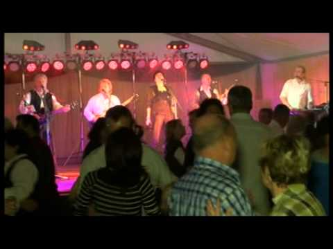 4 Live Titel - Kirmes in Riethnordhausen - Allround Showband Partyband Jena Thüringen