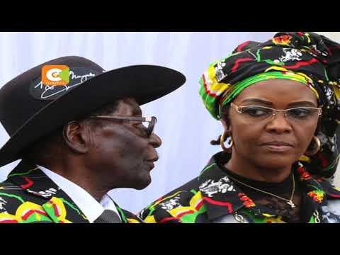 ZANU-PF party has sacked President Robert Mugabe as its leader