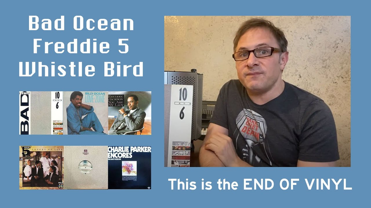 This is the END OF VINYL ... watch and find out why.