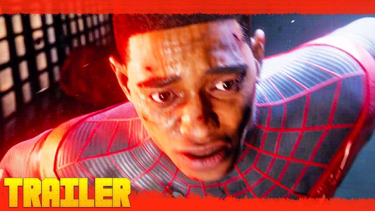 Marvel's Spider-Man: Miles Morales (2020) Juego Tráiler Oficial Español Latino PS5 PS4