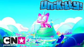 Волшебное королевство Юникитти | Cartoon Network