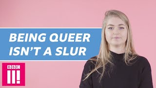 No Offence But…Being Queer Isn't A Slur
