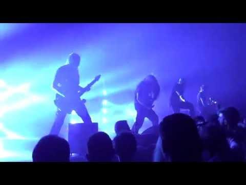 Meshuggah - Demiurge - Live at Lyon Transbordeur - Nov 2016