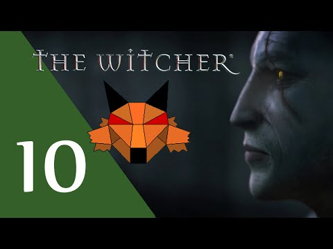 Let's Play The Witcher Part 10 - The Reverend