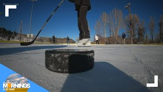 Free outdoor ice skating rink opens in Steamboat Springs