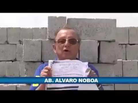 the fight between rafael correa and alvaro noboa Noboa and correa now head for a november 26 runoff ecuadoran presidential candidates rafael correa and alvaro noboaoffer a choice between an admirer of hugo chavez and a proponent offree trade.