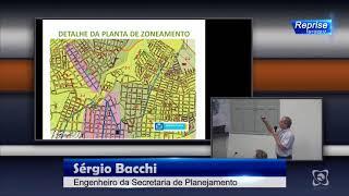 Audiência Pública 18/10/2017 - PL sobre zoneamento, uso e ocupação do solo