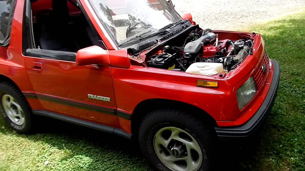Geo Tracker Engine Rebuild