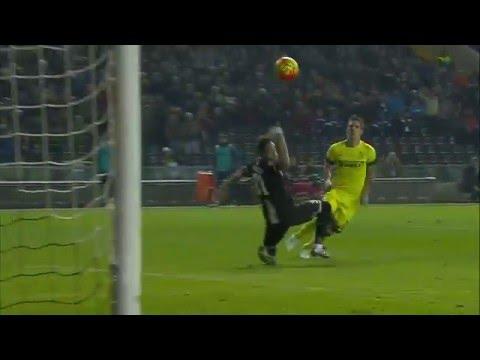 Il gol di Jovetic - Udinese-Inter 0-4 - Giornata 16 - Serie A TIM 2015/16