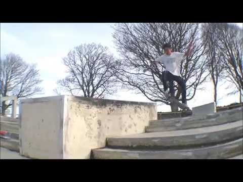 FLOWERMAN IPHONE SKATE CLIPS ROUND TWO