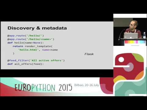 Andrey Syschikov - Practical usage of advanced Python constructs