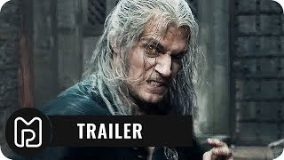 THE WITCHER Trailer Staffel 1 Deutsch German (2019) Netflix Serie