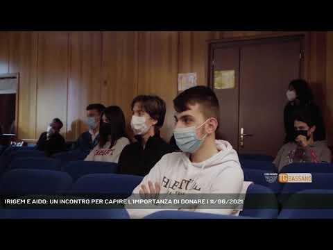 IRIGEM E AIDO: UN INCONTRO PER CAPIRE L'IMPORTANZA DI DONARE | 11/06/2021