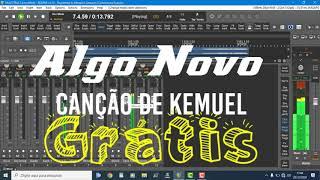 Algo Novo - Canção De Kemuel - Multitracks ((Grátis))