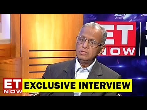 NR Narayana Murthy's thumbs up for Modi | Exclusive