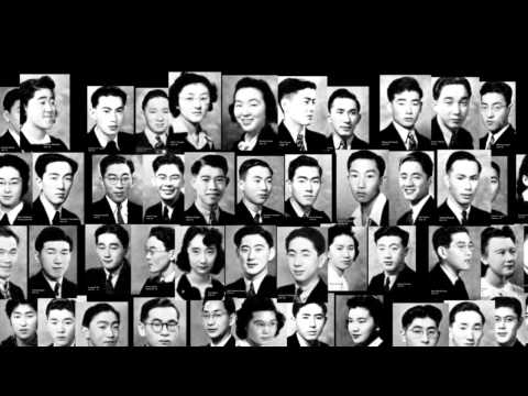 Welcome Home. A Tribute to Japanese Canadian UBC Students of 1942