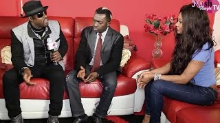 NDJOUNDJOU KALABA et WILLY DE PARIS sur NASH PEOPLE TV