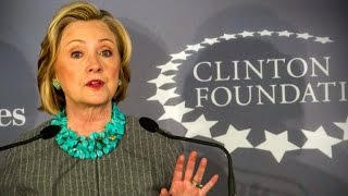 Questions surround Clinton Foundation's foreign donors