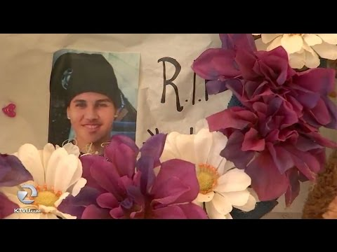 Vigil held for Andy Lopez 3 years after his death