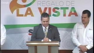Rueda de prensa SEDESSON - Regalo de Vista