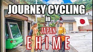 Biking through the Japanese Countryside in EHIME, JAPAN! ft. Tokidoki Traveller