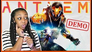 IS IT WORTH IT?? | Anthem Demo Gameplay w/ Dwayne Kyng!!!