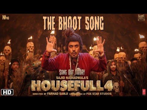 Housefull 4 The bhoot song | Akshay Kumar, Bobby Deol, Nawazuddin, Kriti K, Kriti S, Pooja Housefull