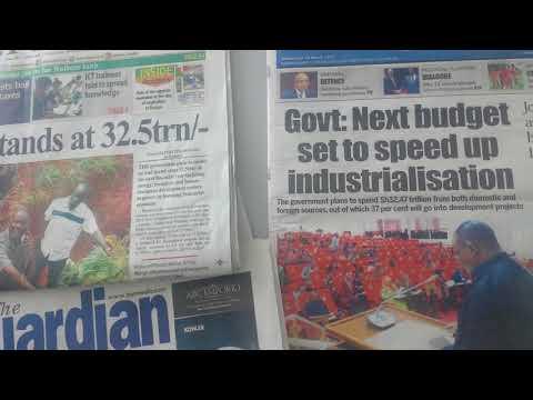 Tanzania Newspaper