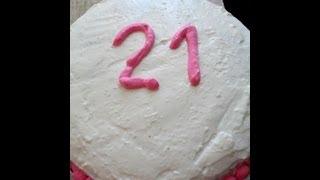 Odchudzone przepisy: Dietetyczny tort urodzinowy