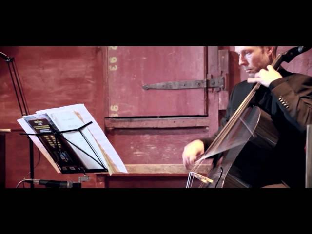 Carbon fiber cello performance - Shostakovitch - Tarantella op 97