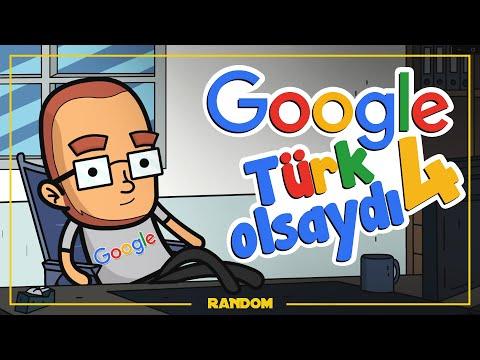 GOOGLE TÜRK OLSAYDI 4 - TÜRKÇE ANİMASYON (PARODİ)
