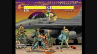 Street Fighter II CE-Ryu Playthrough 1/4 thumbnail