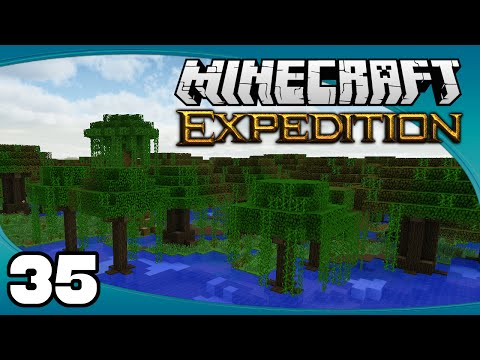 Minecraft Expedition - Ep. 35: New Base Location?