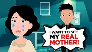 I Want To See My Real Mother | Briefly Cartoons