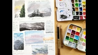 Getting Started With Nature Journaling - Tools and Tips