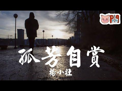 楊小壯 - 『孤芳自賞』- 【動態歌詞版】 - YouTube
