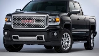 All New 2015 GMC Sierra Denali 6.2L V8:  Everything You've Ever Wanted to Know