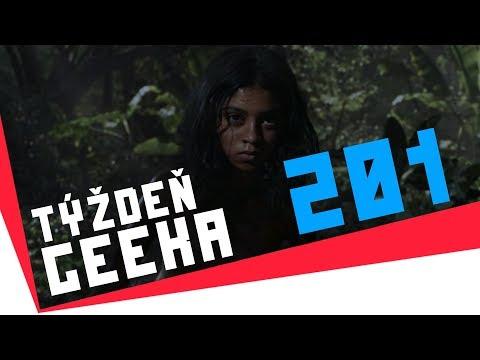 týždeň-geeka-#201---mowgli,-troll-bridge,-skyscraper,-big-hero-6,-battlefield