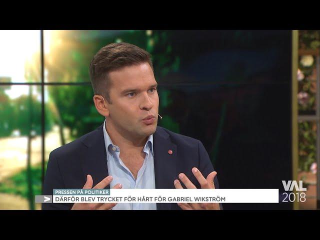 """Blev utbränd i politiken: """"Som minister kan man inte ha semester""""  - Nyhetsmorgon (TV4)"""