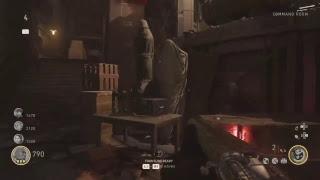 Transmissão ao vivo da PS4 de jamaicacorrei311 Call of Duty: WWll Zombeis