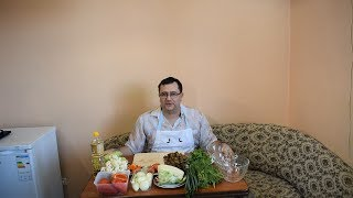 Brothers Food ► Рагу Диетическое ! диета №5